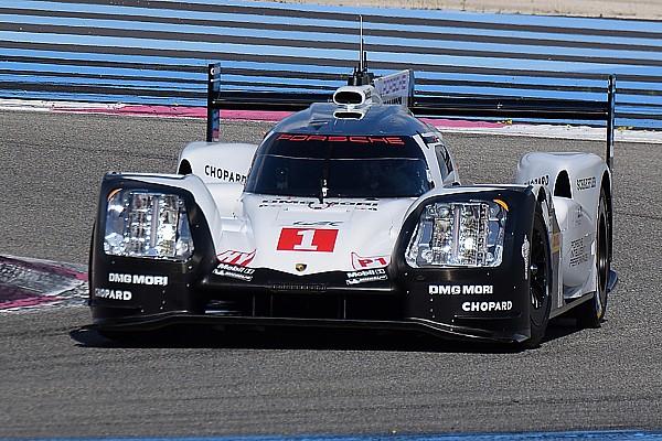 WEC Новость Шпионы сфотографировали новую Porsche для Ле-Мана