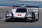 Porsche's 2017 LMP1 challenger breaks cover