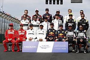 GALERIA: Confira como ficou o grid da Fórmula 1 para 2018