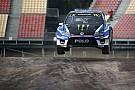World Rallycross Portugal WRX: Solberg leads Ekstrom after qualifying