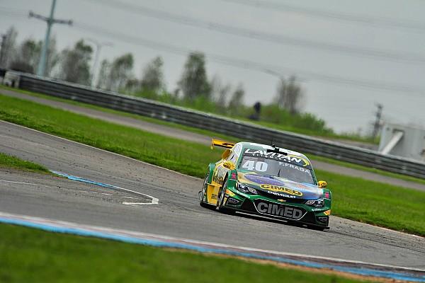 Stock Car Brasil Fraga supera chuva e brilha na 1ª prova de Buenos Aires
