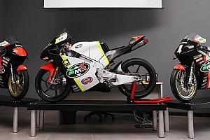 CIV Moto3 Comunicati stampa Presentato il team e il reparto corse RMU Racing