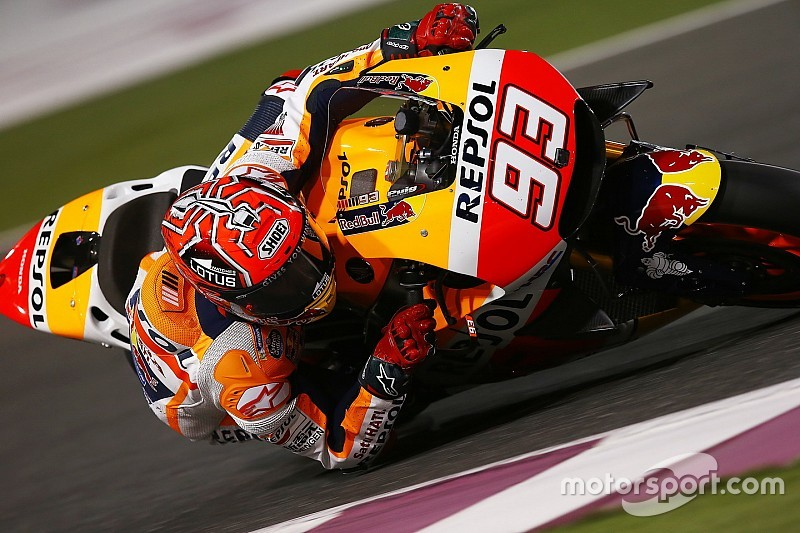 Marquez blames unpredictable bike for slow start to season