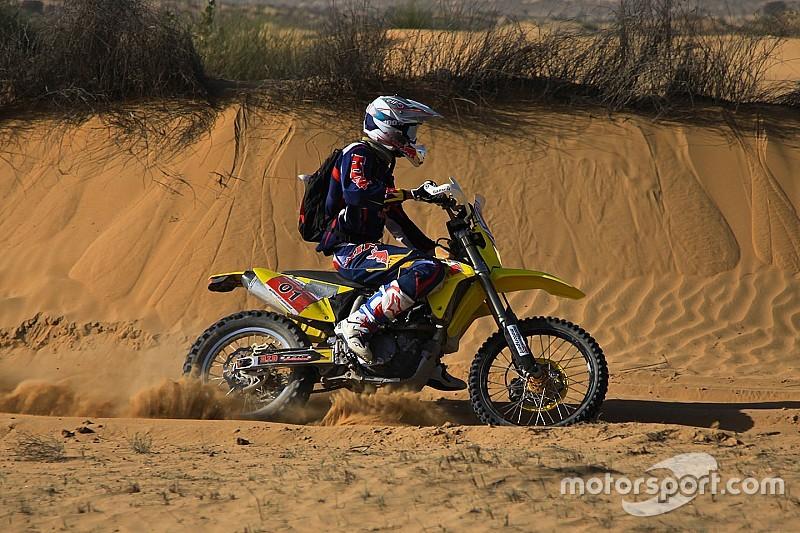 Desert Storm, Leg 2: Mishra, Santosh maintain lead in class
