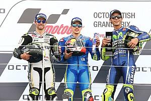 MotoGP Репортаж з гонки Неперевершена перемога Віньялеса
