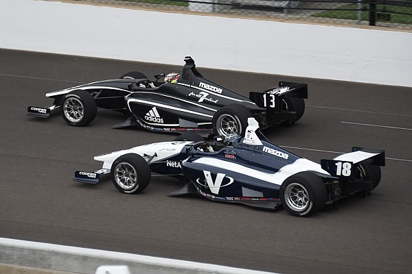 IndyCar Juncos Racing to enter this year's Indy 500