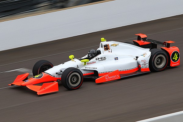20 years on, Lazier still has the passion for Indy