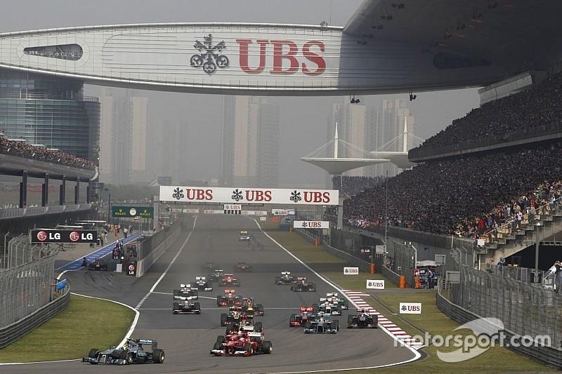 """埃克莱斯顿希望F1留在上海""""越久越好"""""""