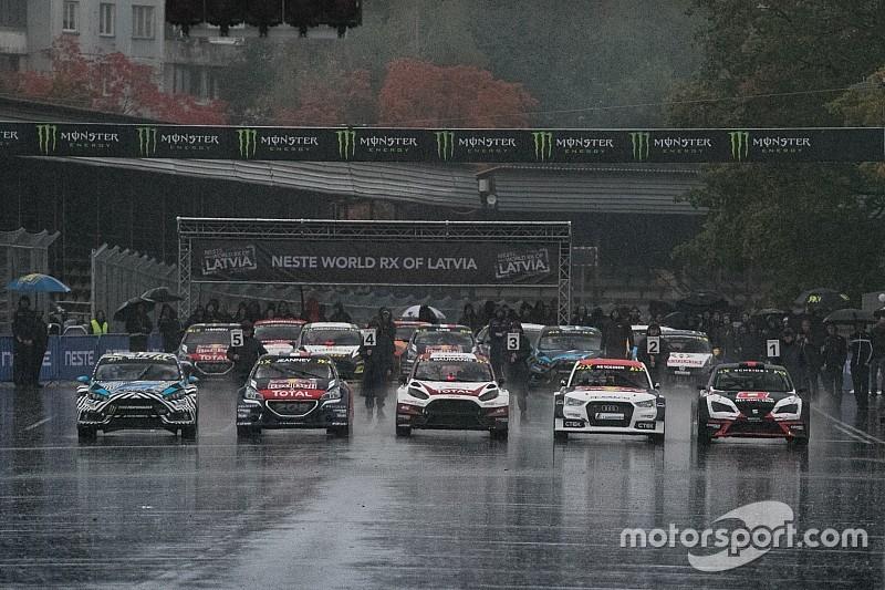 Началась продажа билетов на рижский этап World RX