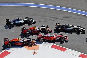 Formula 1 Breaking news Ferrari rubbishes Kvyat's double hit excuses