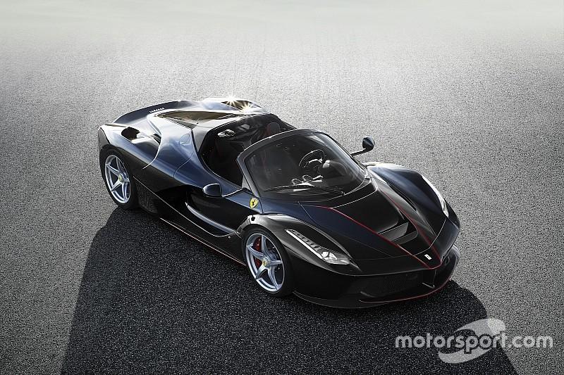 """Marchionne: """"Vanaf 2019 is elke nieuwe Ferrari een hybride"""""""