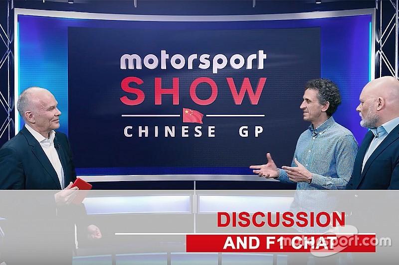 Motorsport.tv'nin Motorsport Show programı yenilendi