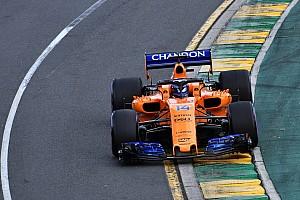 Formula 1 Special feature McLaren's podium quest needs divine intervention