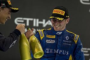 FIA F2 Noticias de última hora Rowland fue despojado de su victoria en F2