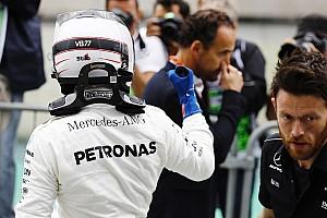 بوتاس أوّل المنطلقين في سباق البرازيل وهاميلتون يتعرّض لحادث