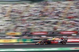F1 Reporte de prácticas Ricciardo manda en la segunda práctica en México