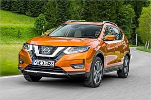 Automotive News Nissan X-Trail Facelift 2018 im Test