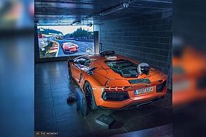Sim racing Motorsport.com hírek Egy Lamborghini Aventador lett a világ legdrágább versenyszimulátora