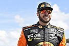 NASCAR Cup Martin Truex Jr. fastest in final Cup practice; Stenhouse wrecks