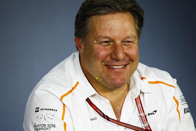 McLaren 2019'da Alonso ile devam etmek istiyor