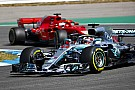 The tech war fuelling the Mercedes/Ferrari battle