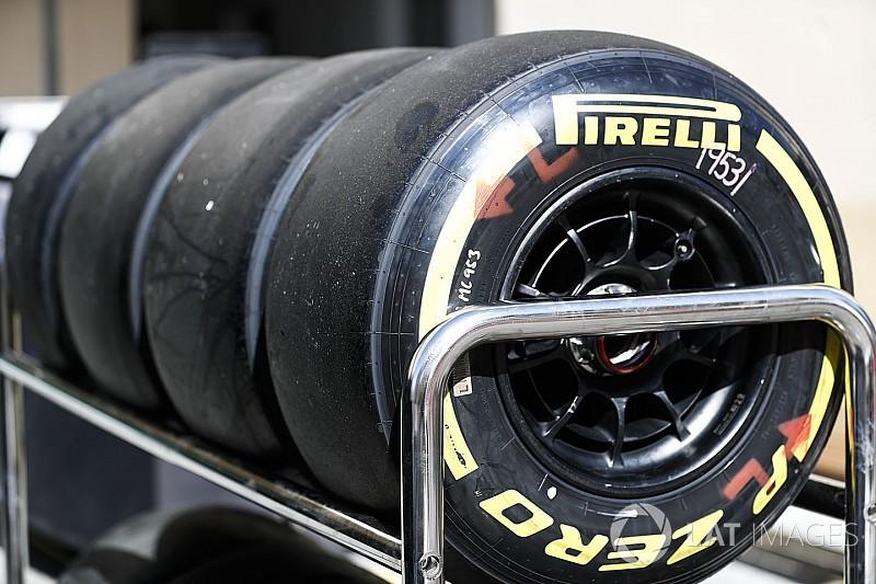 Pirelli ya ha anunciado los compuestos para las tres primeras carreras de 2018