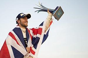 Fórmula E Crónica de Carrera Bird toma la primera victoria de la cuarta temporada de Fórmula E