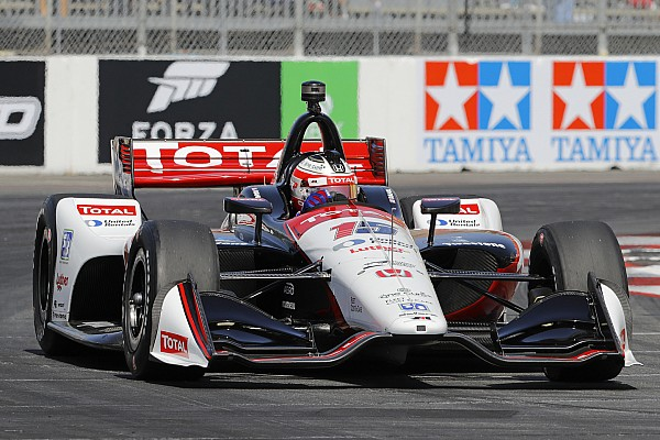 Rahal hopeful of no fuel mileage racing in Long Beach