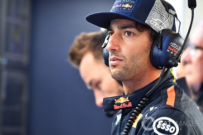 Ricciardo ungkap operasi bibir jelang GP Azerbaijan
