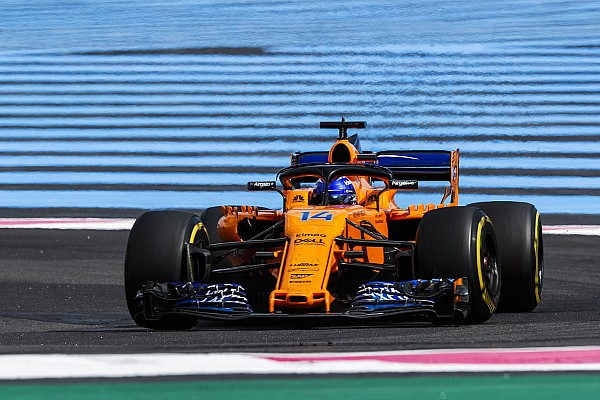 Formula 1 Alonso hopes Paul Ricard misery not