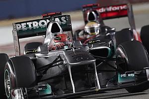 """Formule 1 Nieuws Hamilton: """"Record Schumacher niet onmogelijk"""""""