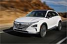 Automotive Hyundais Brennstoffzellen-SUV heißt Nexo