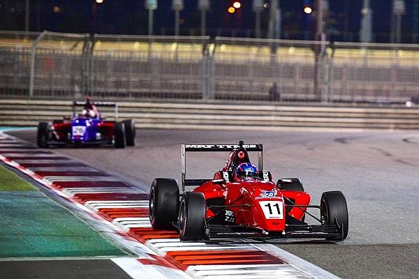 Indian Open Wheel MRF Abu Dhabi: Pekan sempurna Drugovich, Presley keempat di Race 4