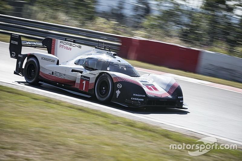 Porsche no irá por el récord de McLaren en Goodwood
