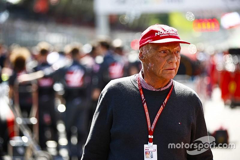 """Lauda: Ferrari mistakes """"unfair and not funny"""""""