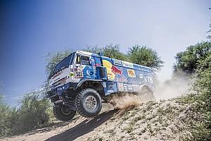Дакар Топ список Дакар-2018, Етап 13: найкращі світлини вантажівок