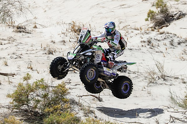 Dakar, Quad, Tappa 14: Casale si prende speciale e vittoria finale!