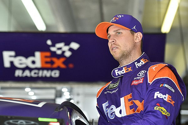 Denny Hamlin's Short Track Showdown returns to Langley Speedway