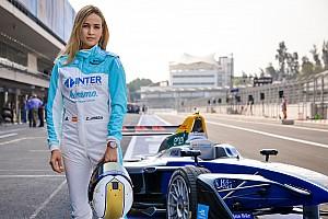 Formule E Actualités Jordá : La Formule E est plus facile que la F1 pour les femmes
