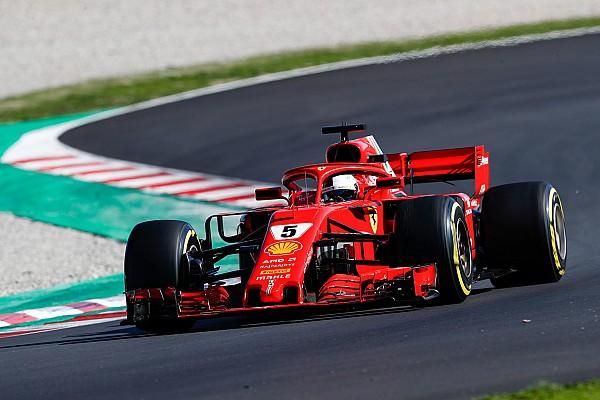 Ferrari estima ganho de 10 cv com novo motor de 2018