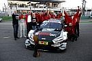 DTM Siegesfeier von Rene Rast: Auch Nico Rosberg fliegt ein