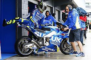 MotoGP Noticias de última hora El motor de Suzuki quedará descongelado si no sube al podio