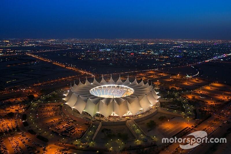Саудівська Аравія прийме першу в історії гонку Формули Е на нових машинах