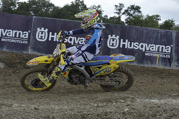 Mondiale Cross Mx2 Gara Prima vittoria per Seewer in Indonesia, Bernardini sale sul podio