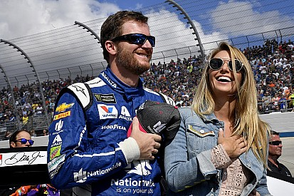 NASCAR Cup As career comes to a close, emotions run high for Dale Earnhardt Jr.
