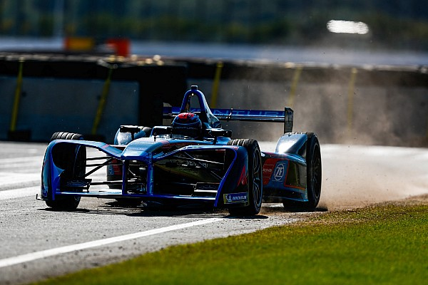 Venturi: Testing Mercedes drivers just a coincidence