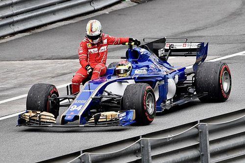 """Fotogallery: gli """"autostop"""" famosi della Formula 1"""