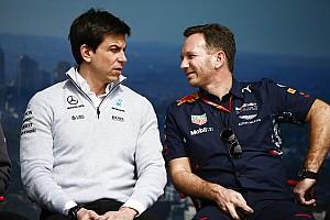 Formule 1 Actualités Limite de 3 moteurs: Mercedes renvoie Red Bull à ses responsabilités