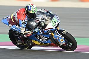 Moto2 Résumé de course Morbidelli qui rit, Márquez qui pleure