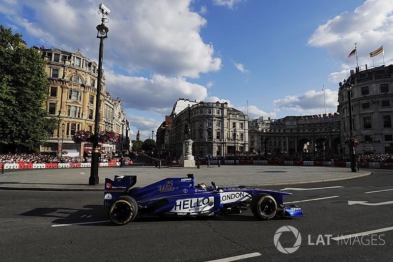 Les F1 2018 pourront être utilisées pour des démonstrations